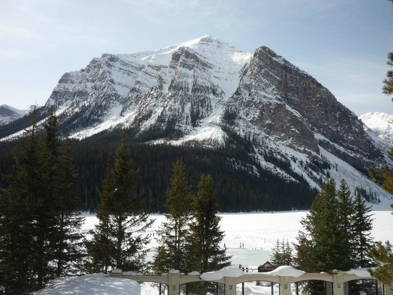 Fairmont Chateau Lake Louise: Fairmont Chateau