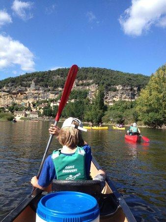Canoe Dordogne