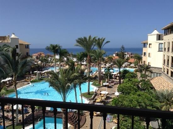 GF Gran Costa Adeje: view from room 384