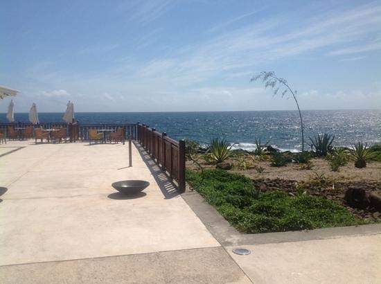 Club Med La Plantation d'Albion: Zen pool deck
