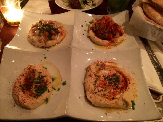 The Hummus Kitchen - Picture of Hummus Kitchen, New York City ...