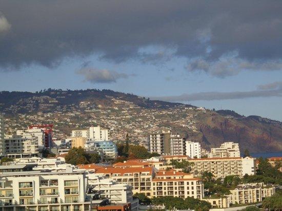 Hotel Baia Azul: view