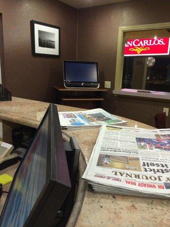 Hotel San Carlos - San Carlos: office