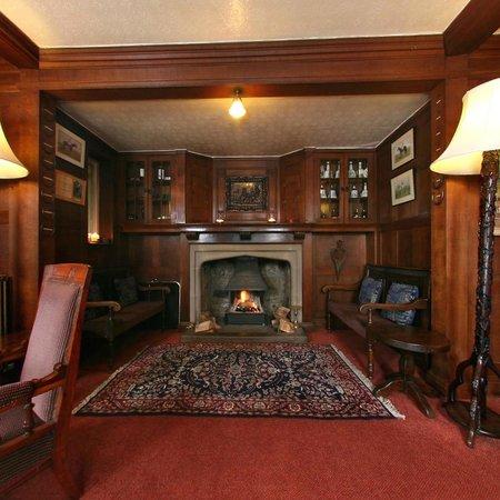 Stone House Hotel: The Oak Room