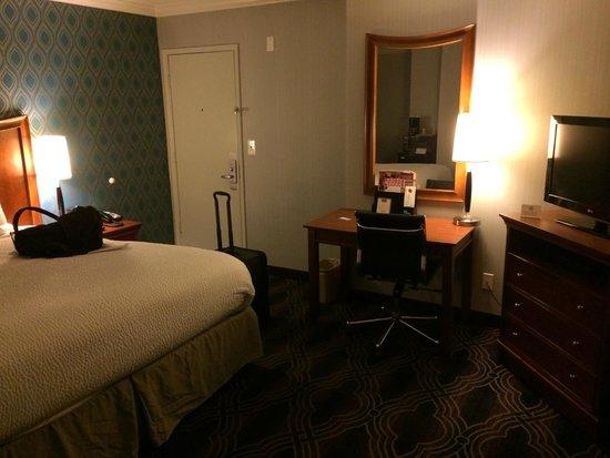 Hotel San Carlos - San Carlos : room
