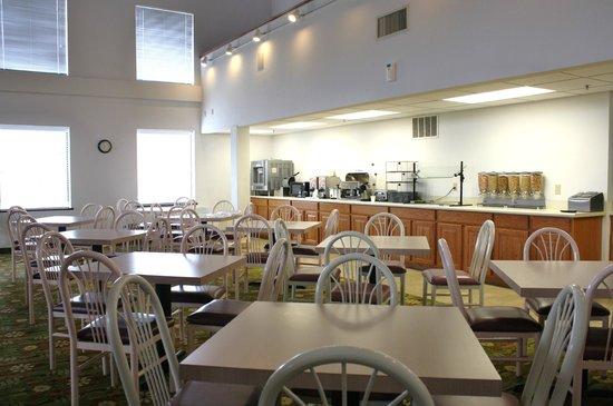 Brookwood Inn : Hospitality Room