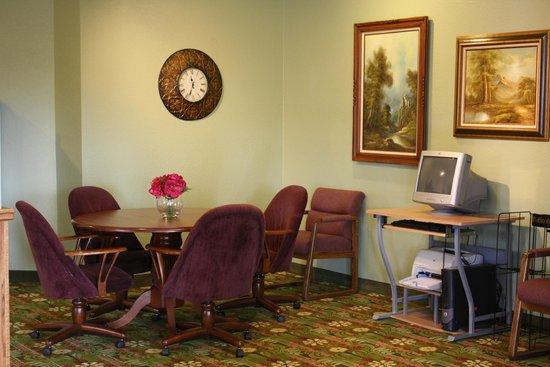 Brookwood Inn : Guest Computer