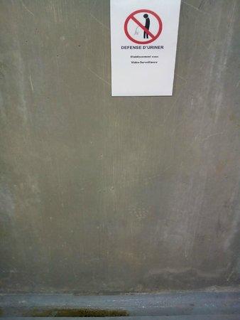 Appart'City Nice Acropolis: ascensore garage