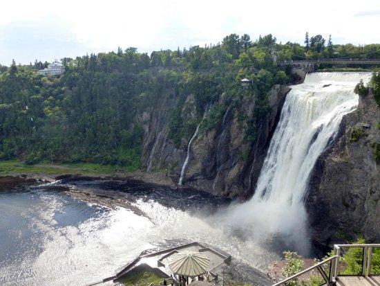 Montmorency Falls Park (Parc de la Chute-Montmorency): Parc de la Chute-Montmorency