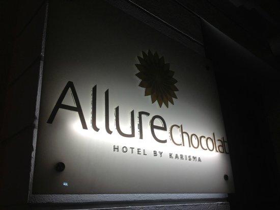 Allure Chocolat Hotel By Karisma: Entrance