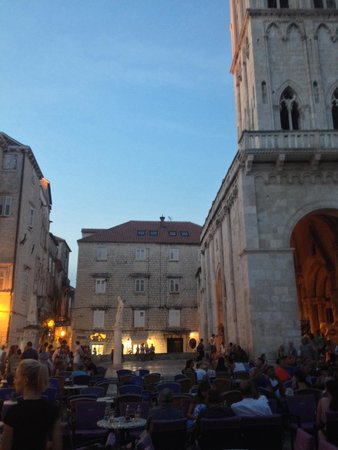Weltkulturerbestätte Trogir: Trogir...patrimonio dell'UNESCO