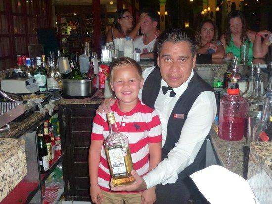 Hotel Riu Playacar: NO TEQUILA GRACIAS