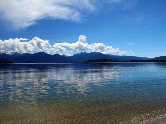Te Anau Top 10 Holiday Park : Lake Te Anau