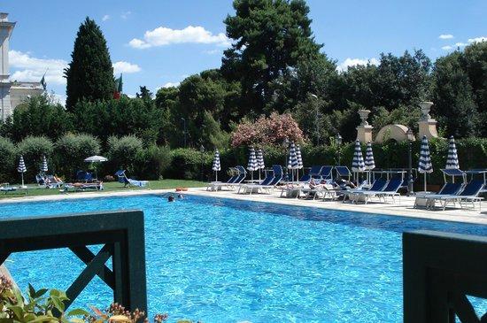 Parco dei Principi Grand Hotel & SPA : Piscina