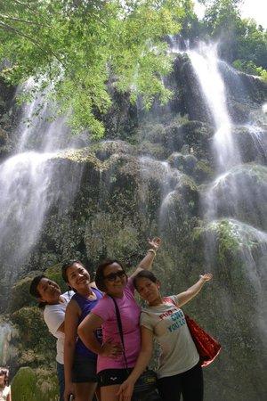 Hello Tumalog Falls