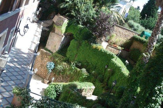 Parco dei Principi Grand Hotel & SPA : Partes antigas da cidade
