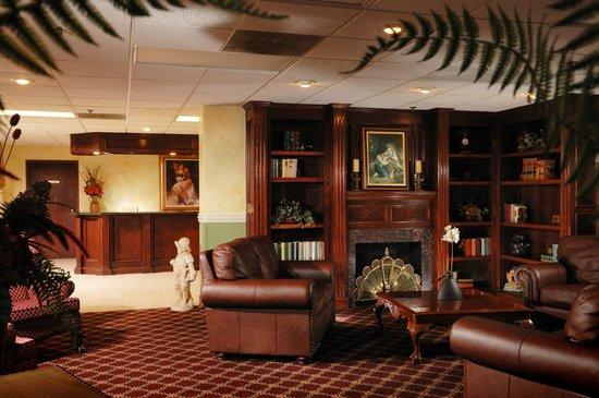 Savannah House Hotel : Hotel Lobby