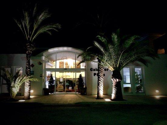 Apartamentos Cala d'Or Playa: Reception by night