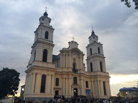 Région de Minsk, Biélorussie : The annual Cristian fest in Budslau