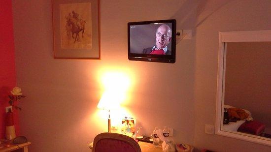Hotel Lyon Bastille: cozy