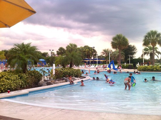 Holiday Inn Club Vacations Orlando - Orange Lake Resort: one of west village pool