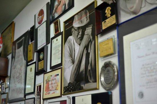 Chez Wong : Wall of Fame