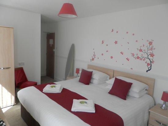 Wayside Cheer Hotel : Superior Room Hotel