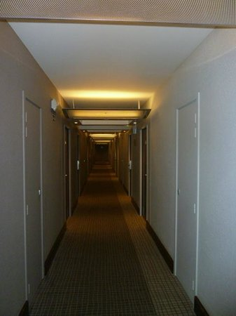 Novotel Brussels Grand Place: Our floor