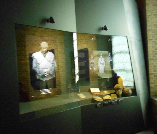 In Flanders Fields Museum: In Flanders Field interactive exhibit