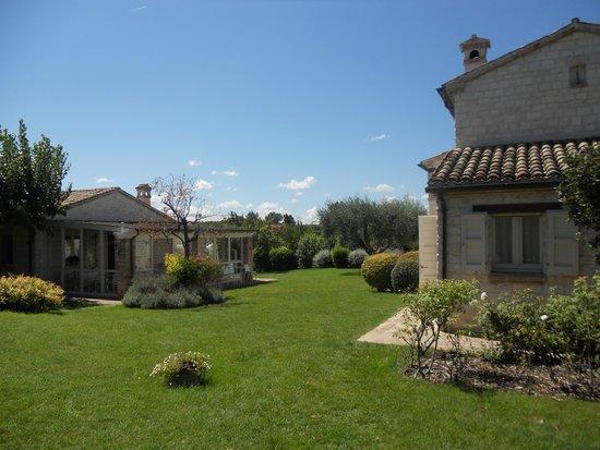 L'Antico Mulino: Giardino
