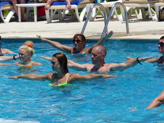Iberostar Diar El Andalous: Aqua Gym