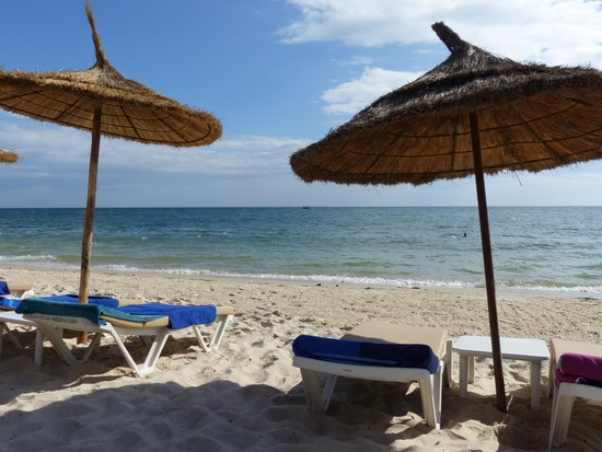 Iberostar Diar El Andalous : The beach