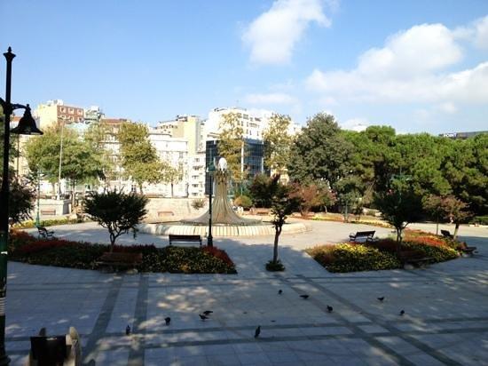 Taksim Park : Gezi Park