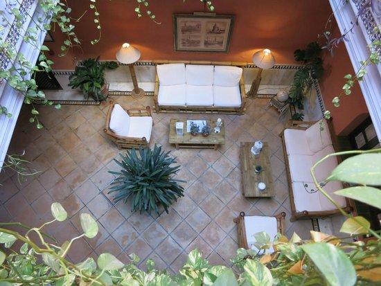 Hotel Patio de la Alameda: Hall del hotel