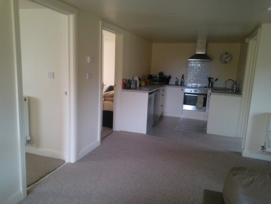 No 9 Kitchen Picture Of The Lily Pad Cottages Nassington