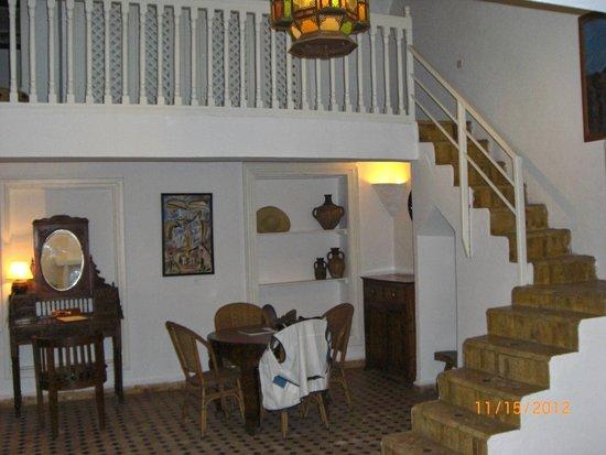 Villa Maroc : My suite