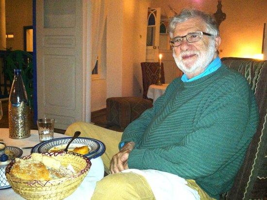 Villa Maroc : Dinner