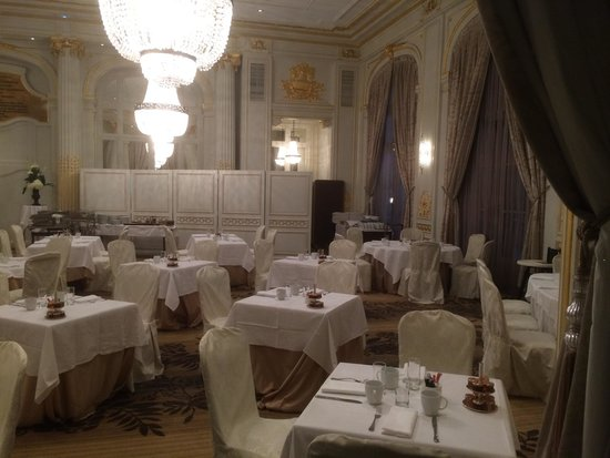 Trianon Palace Versailles, A Waldorf Astoria Hotel : Salle Clemenceau