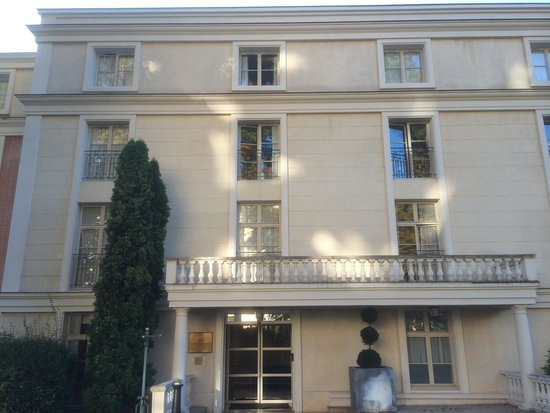 Trianon Palace Versailles, A Waldorf Astoria Hotel : L'annexe (à éviter) voir avis