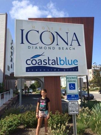 Icona Diamond Beach: My Niece Maddie Robertiello