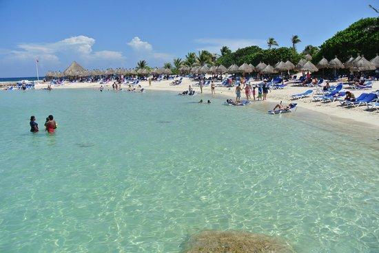 Grand Bahia Principe Coba: playa coba