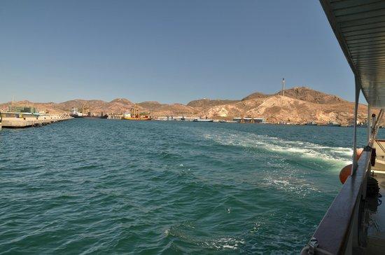Barco Turístico: 1