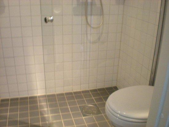 Thon Hotel Oslo Panorama : baño