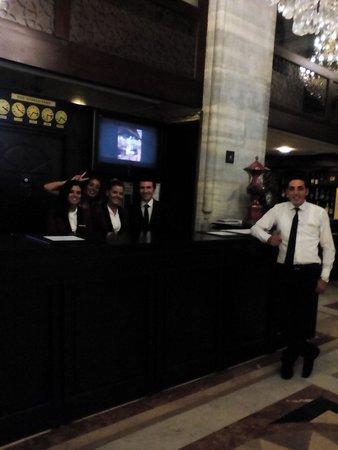 legacy ottoman hotel team