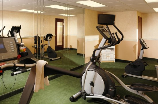 Savannah House Hotel: Fitness Room