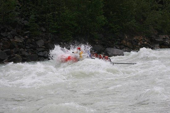 Alpine Rafting : Middle Canyon