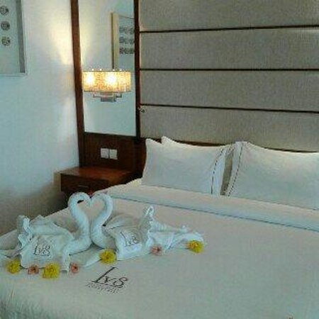 Lv8 Resort Hotel: Honeymoon