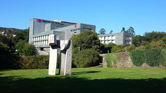 NH Collection Santiago de Compostela: Exterior