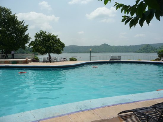 Swimming Pool Picture Of Jaisamand Island Resort Udaipur Tripadvisor