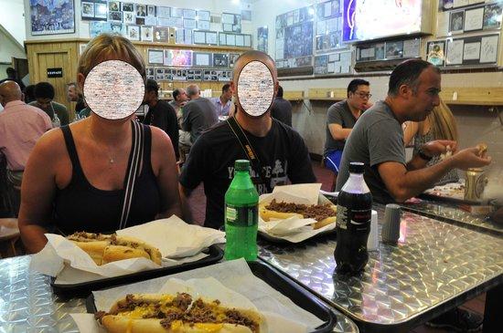 Jim's Steaks South St. : I panini.